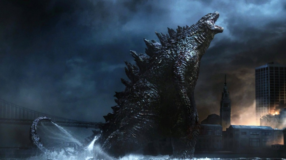 Viajes Boreal 4247818 Godzilla 2014 Movie Wallpaper